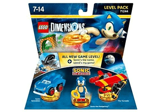 LEGO Dimensions - Level Pack (Sonic)