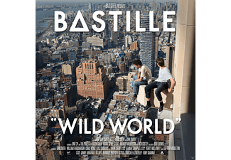 Bastille - Wild World Deluxe Edition CD