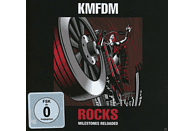 KMFDM - ROCKS-Milestones Reloaded (Special Edition) [CD + DVD Video]