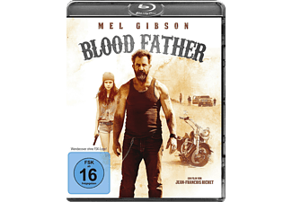 BLOOD FATHER - (Blu-ray)