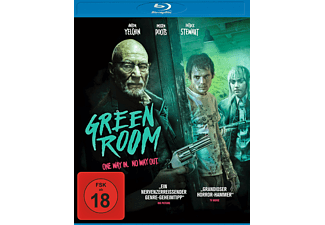 Green Room ‐ One Way In. No Way Out. - (Blu-ray)
