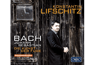 Konstantin Lifschitz - Bach: The Art Of Fugue - (CD)