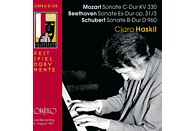 Clara Haskil - Clara Haskil Plays Piano Sonatas [CD]