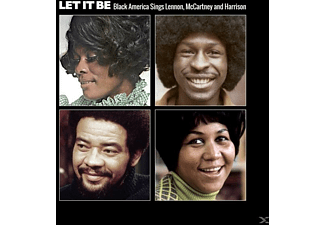 VARIOUS - Let It Be-Black America Sings Lennon,McCartney - (CD)
