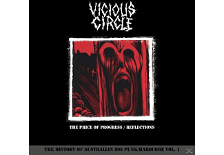 Vicious Circle - The Price Of Progress/Reflections - (Vinyl)
