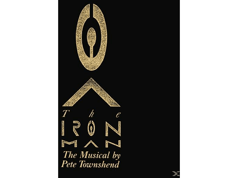 Pete Townshend - The Iron Man: The Musical By Pete Townshend [CD]