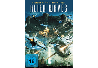 Alien Waves - (DVD)