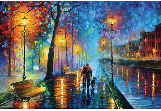 Melody Of The Night Poster Leonid Afremov