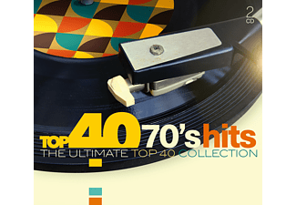 Top 40 70's Hits CD