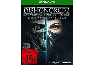 Dishonored 2: Das Vermächtnis der Maske (Exlusives Metal Plate Pack) - Xbox One