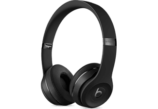 BEATS Solo3 Wireless on-ear-hörlurar – Svart