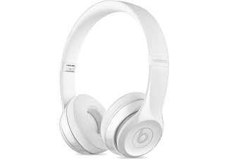 BEATS Solo3 Wireless on-ear-hörlurar – Blankvit