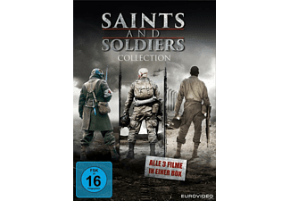 Saints and Soldiers Collection - (DVD)