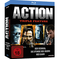 Action Triple Feature [Blu-ray]