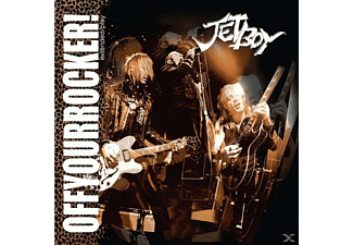 Jetboy - Off Your Rocker! (European Edition) - (CD)