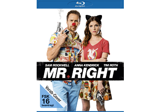 Mr. Right - (Blu-ray)