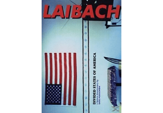 Laibach - Divided States Of America - (DVD)