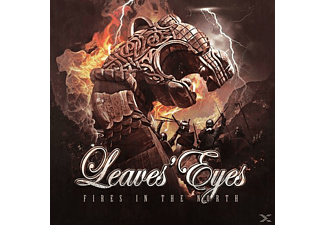 Leaves' Eyes - Fires In The North (5 Track EP) - (CD)
