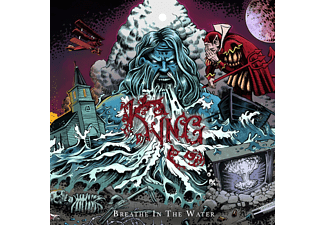 Kyng - Breathe In The Water - (CD)