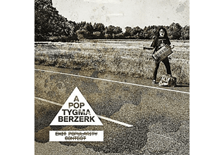 Apoptygma Berzerk - Exit Popularity Contest - (MC (analog))