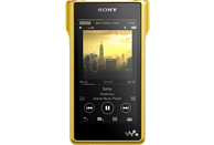 SONY NW-WM1Z MP3-Player (Gelb/Schwarz)