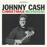 Johnny Cash - Christmas: There'll Be Peace in the Valley [Vinyl]