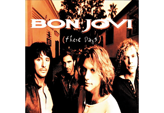 Bon Jovi - These Days (Remastered) (Vinyl LP (nagylemez))