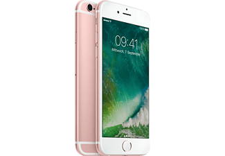 APPLE iPhone 6s, Smartphone, 32 GB, 4.7 Zoll, Rosegold
