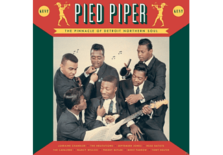 VARIOUS - Pied Paper-The Pinnacle Of Detroit Northern Soul - (Vinyl)