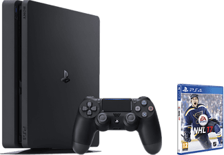 SONY Nya PlayStation 4 Slim (Inkl NHL 17) - 500 GB