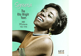 Syreeta - The Rita Wright Years-Rare Motown 1967-1970 - (CD)