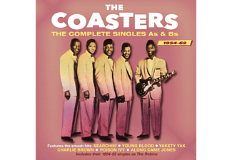 The Coasters - The Complete Singles As & Bs 1954-62 - (CD)