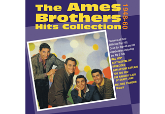 The Ames Brothers - The Ames Brothers Hits Collection 1948-60 - (CD)