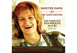 Davis Sisters, The / Davis, Skeeter - The Complete RCA Singles As & Bs 1953-62 - (CD)