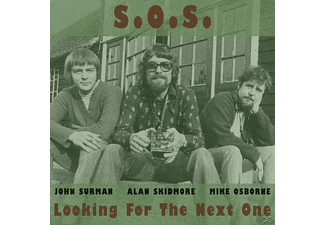 Surman/Osborne/Skidmore (S.O.S) - Looking For The Next One - (CD)