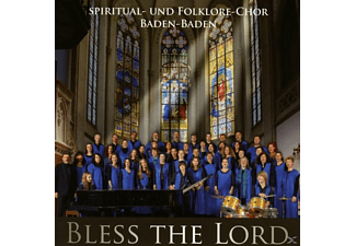 Chor Baden, Spiritual-und-folklore-chor Baden-baden - Bless The Lord - (CD)