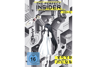 The Perfect Insider - Vol. 2 - (DVD)