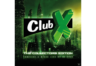Belgian Club Legends Presents - Club X CD