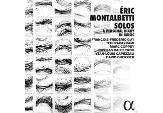 VARIOUS - Solos-A personal diary in Music - (CD)