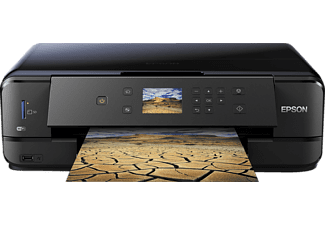 EPSON Expression Premium XP 900, 3-in-1 Multifunktionsdrucker, Schwarz
