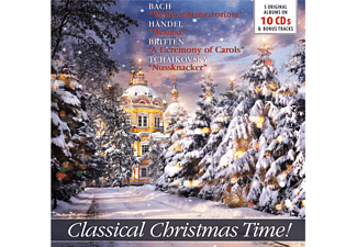 VARIOUS - Classical Christmas - (CD)