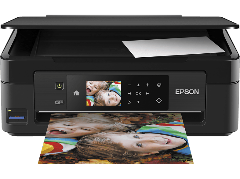 EPSON Expression Home XP 442 Tintenstrahl 3-in-1 Multifunktionsdrucker WLAN