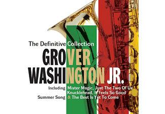 Grover Jr. Washington - The Definite Collection (2CD Deluxe Edition) - (CD)