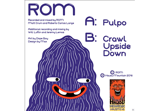 Rom - Pulpo/Crawl Upside Down - (Vinyl)