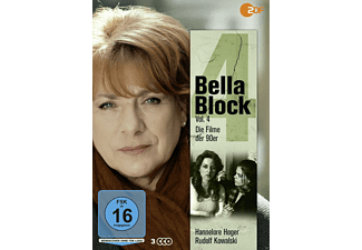 Bella Block - Vol. 4: Die Filme der 90er (3 DVDs) - (DVD)