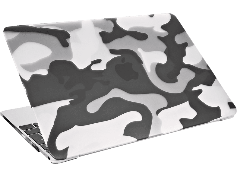 ARTWIZZ Camouflage Clip Notebookhülle, Full Cover, 12 Zoll, Camouflage