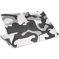 ARTWIZZ Rubberclip MB 12 Notebookhülle, Full Cover, 12 Zoll, Camouflage