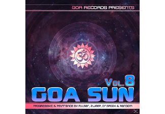 VARIOUS - Goa Sun 8 - (CD)