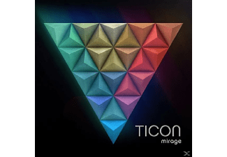 Ticon - Mirage - (CD)