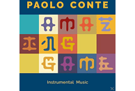 Paolo Conte - Amazing Game-Instrumental Music [CD]